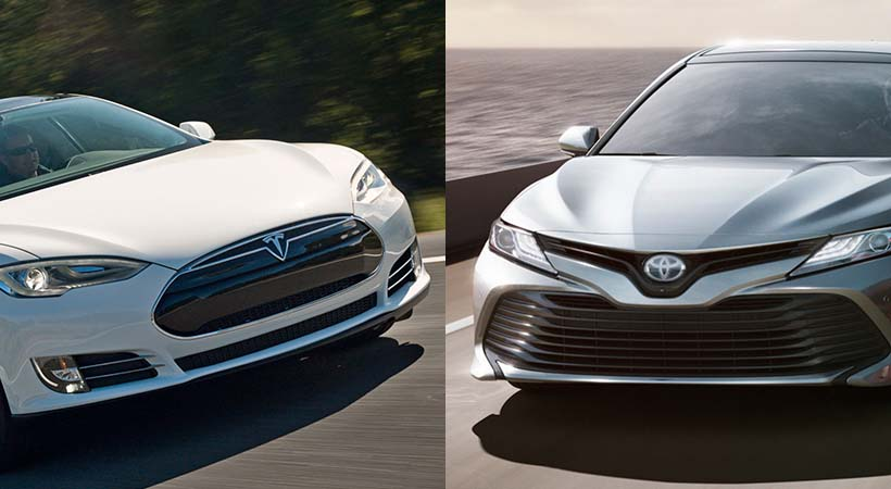 Toyota terminó su acuerdo con Tesla sobre autos eléctricos