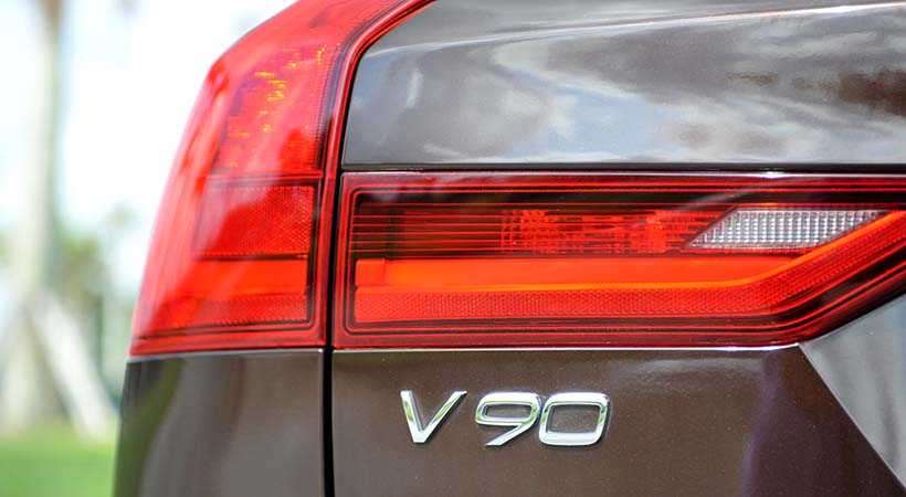 Test Drive Volvo V90 Crosscountry T6 AWD 2017
