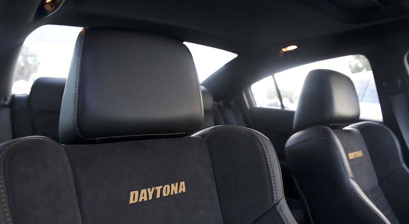 Test Drive Dodge Charger Daytona 2017