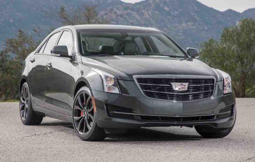 Cadillac ATS Luxury 2017