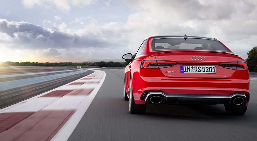 Audi RS 5 Coupe 2018, nuevo nivel de potencia alemana