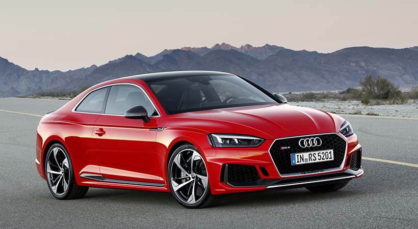 Audi RS 5 Coupe 2018
