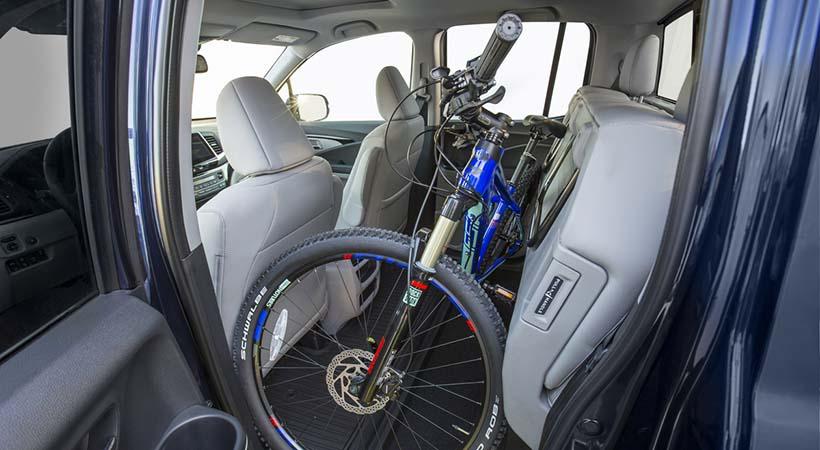 Honda Ridgeline2018
