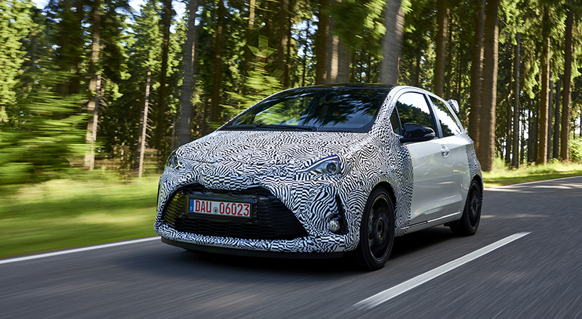 Toyota Yaris GRMN