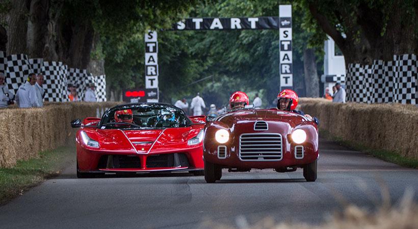 70 Aniversario Ferrari