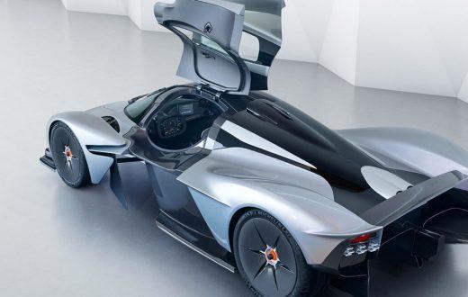Aston Martin Valkyrie versión de producción