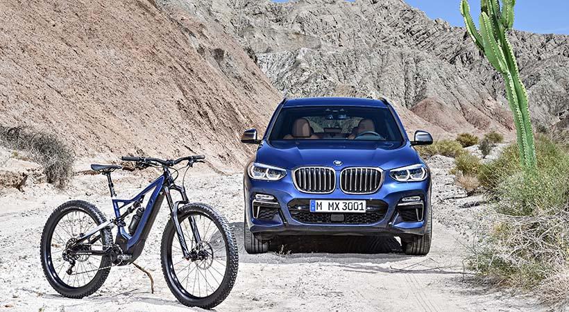 BMW Turbo Levo FSR 6Fattie, complemento perfecto de la BMX X3