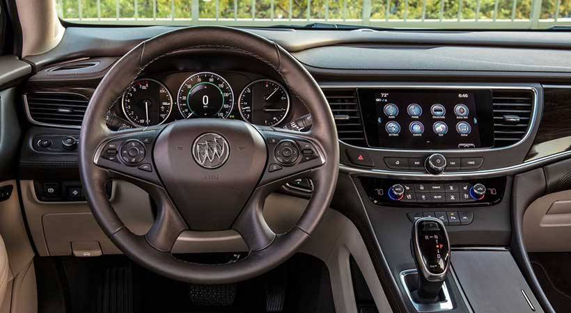 Buick LaCrosse Premium 2017, precio, características, video, prueba de manejo