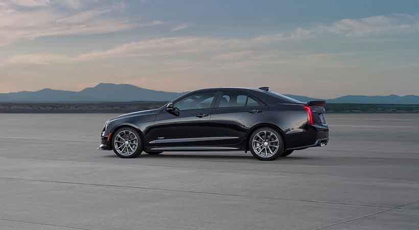Cadillac ATS Reviews, Cadillac ATS Price, Photos, and Specs