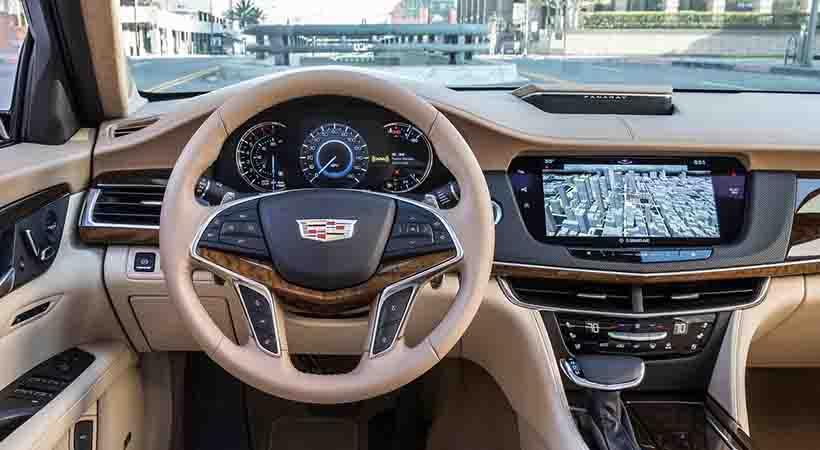 Cadillac CT6 Platinum 2018, precio, características, video, autos nuevos Cadillac
