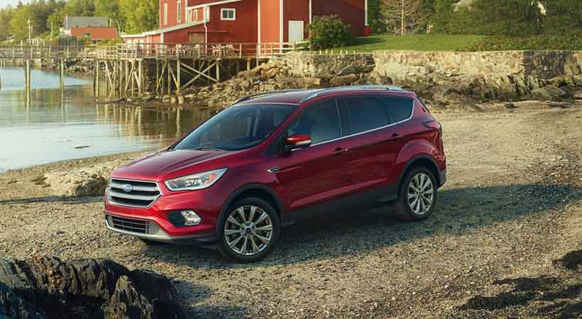Ford Escape SE 2017, Ford Escape SE 2017 precio, Ford Escape SE 2017 video, autos nuevos Ford, mejores SUV USA