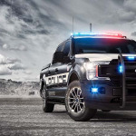 Ford F-150 Police Responder 2018, no la quieres ver en la carretera