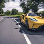 Ford GT Digital Cluster, auto de carreras súper inteligente