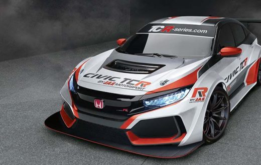 Honda Civic Type-R TCR 2018