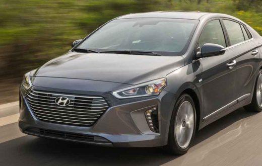 Hyundai Ioniq Hybrid Limited 2017, precio, características, prueba de manejo, Hyundai Ioniq Hybrid Limited 2017 specifications