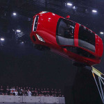 Jaguar E-Pace, Guinness World Récord, Furthest Barrel Roll, Terry Grant
