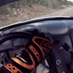 Excelente video POV en Pikes Peak con Rhys Millen