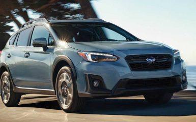 Subaru Crosstek 2018 precio, características, video, mejores SUV del mercado, best 2018 SUV,
