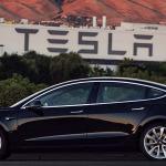 Primer Tesla Model 3
