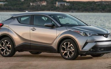 Toyota C-HR 2018 precio características, Toyota C-HR 2018 video, 2018 Toyota C-HR facts