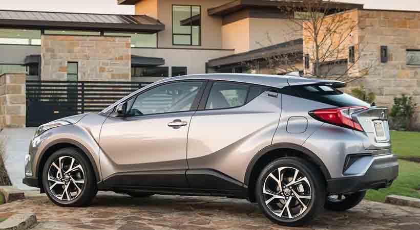 Toyota C-HR 2018 precio características, Toyota C-HR 2018 video, 2018 Toyota C-HR facts