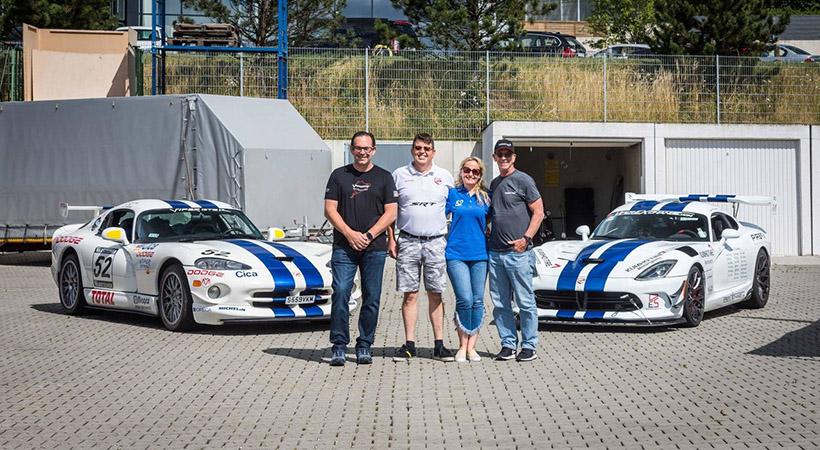 Viper ACR busca ser rey del Nürburgring