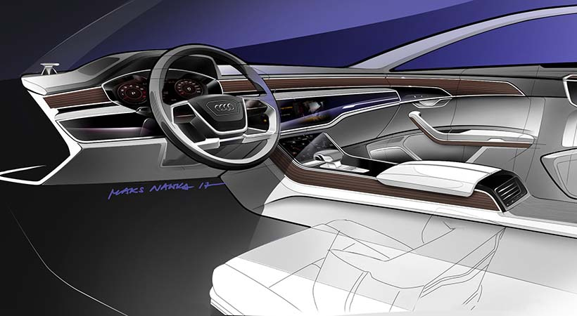 Conducción Autónoma Audi