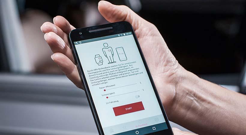 Audi Fit Driver, autopista digital para la salud del conductor