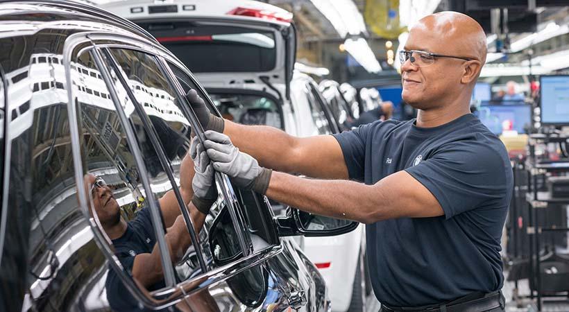 BMW Spartanburg, la planta más grande del mundo