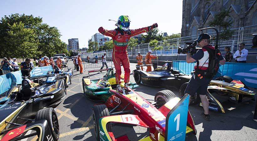 Lucas di Grassi, campeón de la Fórmula E con Audi