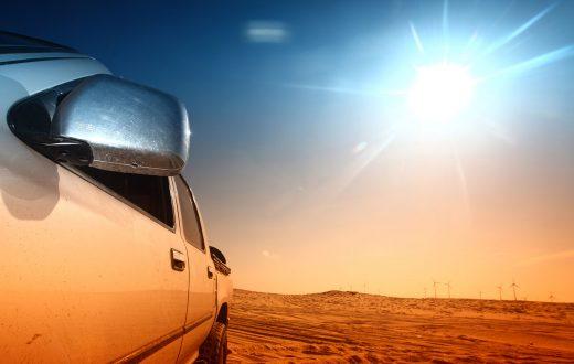 Consejos para refrescar el auto en el verano