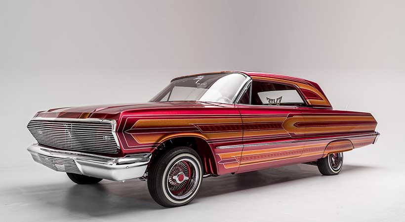 The High Art of Riding Low, Petersen Museum, lowrider,