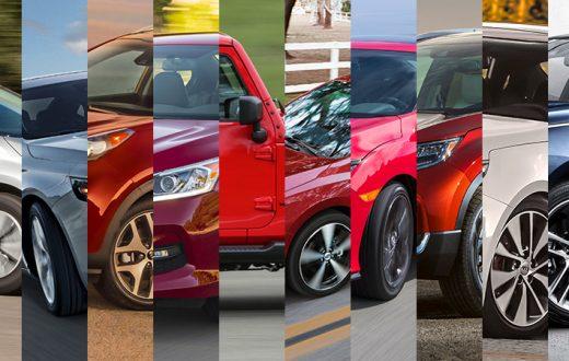 Top 10 Autos 2017 Más Premiados