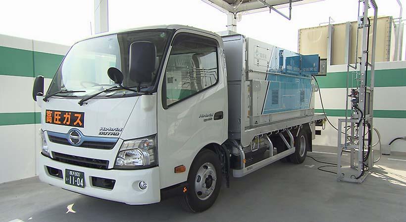 Hidrógeno Toyota