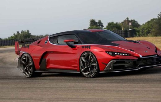 Italdesign Zerouno, Concurso de Elegancia, Pebble Beach 2017, superautos
