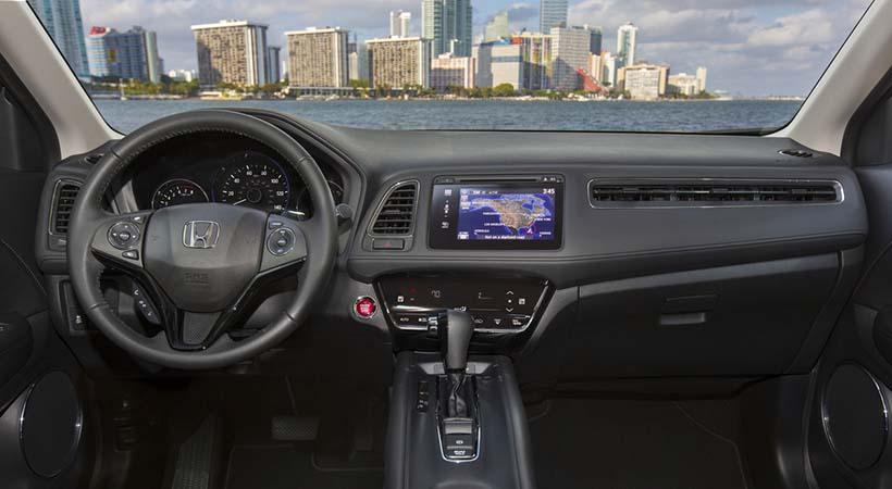 Precio Honda HR-V 2018