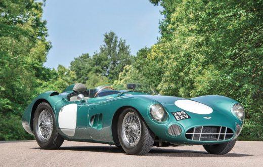 Aston Martin DBR1 es el auto británico más caro de la historia