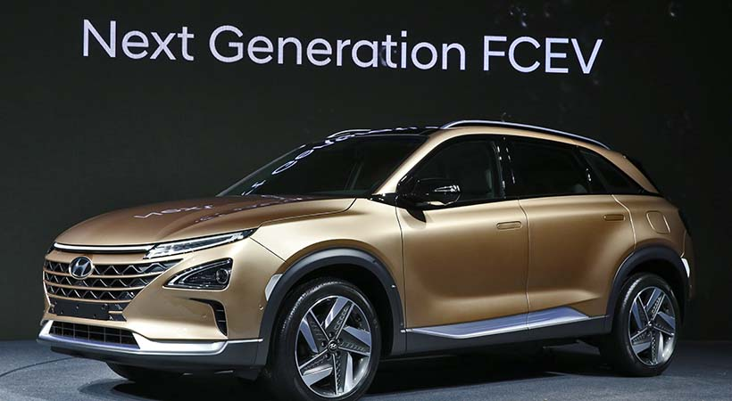 Hyundai Fuel Cell Next Gen