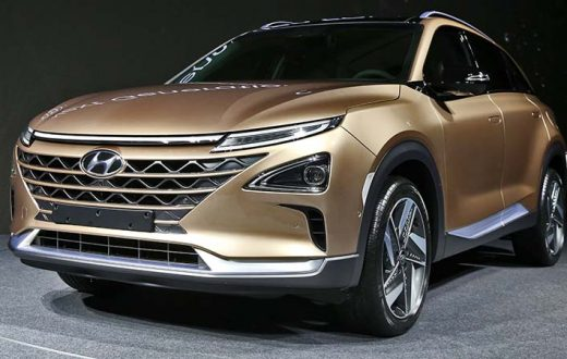 Hyundai Fuel Cell Next Gen