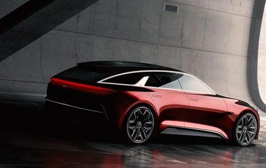 Kia Concept Car Auto Show Frankfurt 2017