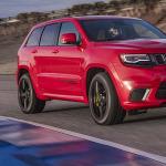 Precio Jeep Grand Cherokee Trackhawk 2018