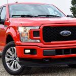 Test Drive Ford F-150 2018