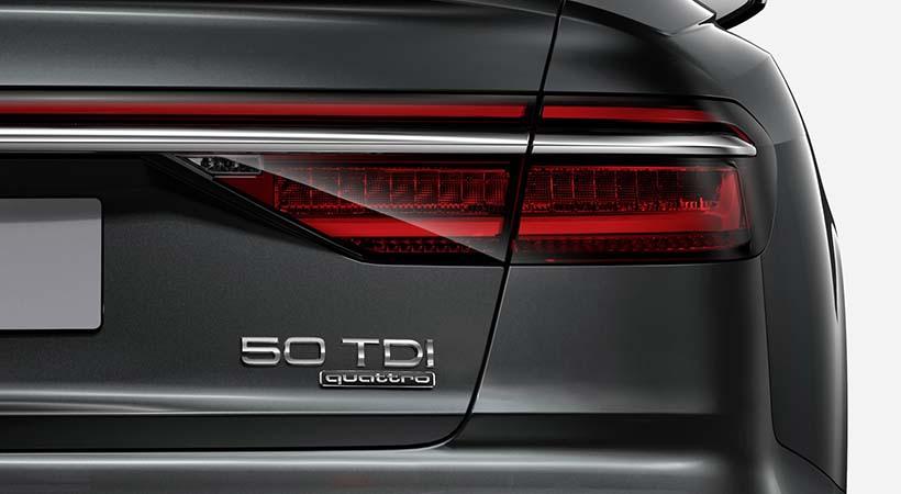 Nuevos nombres Audi