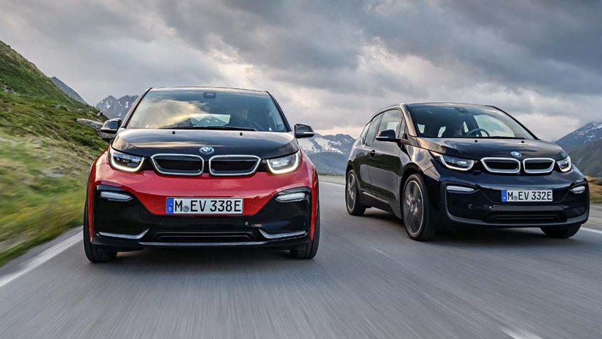 BMW i3 - BMWi3s