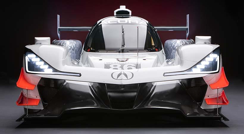 Debut Acura ARX-05