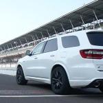 Video Dodge Durango SRT 2018 en el Indianapolis Motor Speedway