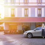 Lexus Auto Show Frankfurt 2017
