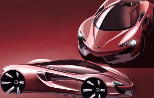 McLaren Electric Ultimate Series, el futuro sin gasolina