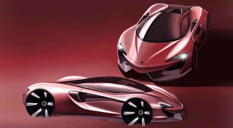 McLaren Electric Ultimate Series