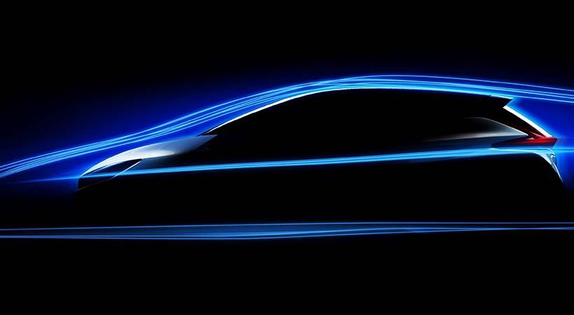 Nueva aerodinámica Nissan LEAF